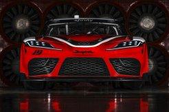 Toyota Supra NASCAR 2019: Perayaan Kembalinya Sang Samurai Ke Arena Balap