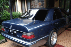 Mengenali Problemnya Sebelum Membeli Mobil Mercedes-Benz W124 Alias Mercy Boxer