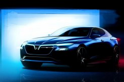 Sedan dan SUV VinFast Siap Go Internasional di Paris Motor Show