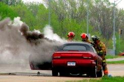 Cuaca Panas Melanda, 10 Penyebab Mobil Terbakar Tiba-Tiba