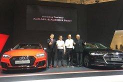 GIIAS 2018: The New Audi A8 L dan The New Audi RS 5 Coupe Resmi Diperkenalkan Di GIIAS 2018