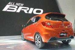 All New Brio Bisa Dipesan, Berapa Tanda Jadinya?