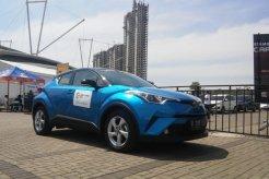 Test Drive Toyota C-HR 2018, Crossover Dengan Sensasi Yang Berbeda