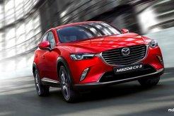 Review New Mazda CX-3 2018