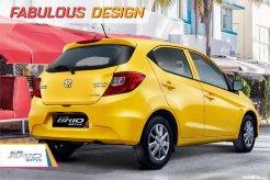 Review Honda New Brio Satya 2018