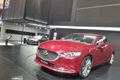 Review All New Mazda6 Sedan 2018, Siap Dominasi Para Rivalnya