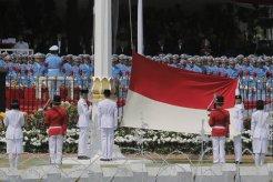 Upaca Bendera Kemerdekaan RI, Intip Pengalihan Lalu Lintas Kawasan Istana Merdeka