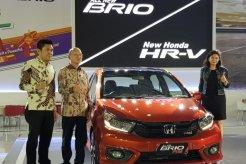 All New Honda Brio Tampil Di GIIAS Makassar 2018