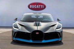 Bugatti Divo, Supercar Asal Prancis Khusus Tikungan