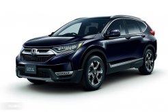All New Honda CR-V, Generasi Kelima Honda CR-V Resmi Dipasarkan Dibekali Mesin Bensin dan Hybrid