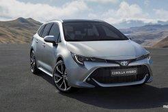 Pengganti Auris di Eropa Hadir Dengan Nama Toyota Corolla Touring Sports