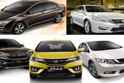 Harga Honda Terbaru di Indonesia
