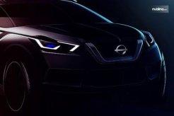 Goda Penggemar SUV, Nissan Merilis Sketsa Pertama All New Nissan Kicks