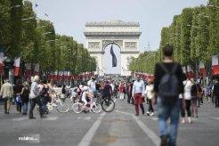 Tingkatkan Kesadaran Lingkungan, Event Car-Free Day di Paris Masuki Tahun Ketiga