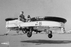 Terlupakan, Jip Terbang yang Pernah Dikembangkan Angkatan Darat Amerika