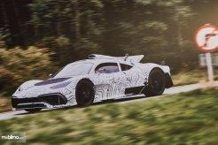 Prototipe Project One, Gabungan Kecepatan F1 di Jalan Raya Khas Mercedes-AMG