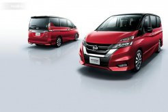 Review Nissan Serena 2018
