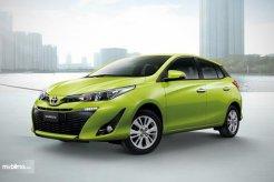 Review Toyota Yaris E M/T 2018, Yaris Tipe Terendah Bertransmisi Manual