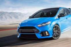 Review Ford Focus RS 2018