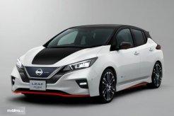 Nissan Leaf Laku Keras Macam Avanza-Xenia nya Eropa