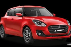 Review Suzuki Swift 2019