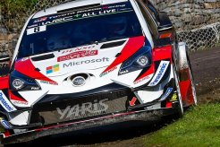 Review Toyota Yaris WRC 2018