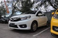 Review Dan Test Drive Honda New Brio Satya 2018