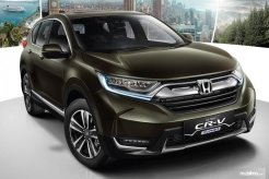 Review All New Honda CR-V 2017