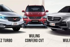 Tiga Mobil Baru Wuling Untuk Tahun 2019 Bermesin 1500 cc Dan Berturbo