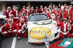 Acara Tahunan Klub Mazda MX-5 Miata di Jepang Siap Berbagi Kebaikan Setiap Natal