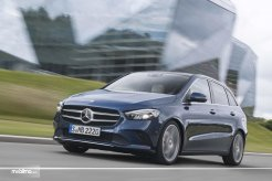 Review Mercedes-Benz B-Class 2019: Teknologi A-Class versi MPV