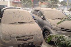 Abu Vulkanik Dan Dampaknya Terhadap Bodi Mobil