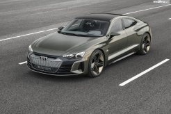 Review Audi e-tron GT 2019