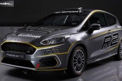 Review All New Ford Fiesta R2 2019