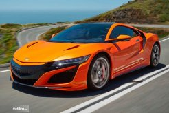 Review Honda NSX 2019