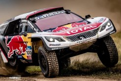 Review Peugeot 3008 DKR 2019