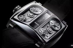 Miniatur Mesin Ferrari Enzo Bisa Anda Lihat dari Mekanisme Jam Tangan Ini