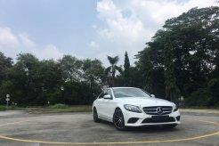 Review Mercedes-Benz C200 EQ Boost Avantgrade 2019