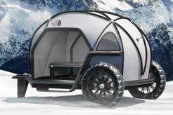 Konsep Futurelight Camper dari BMW Layaknya Kereta Kencana Bagi Petualang