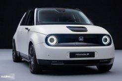 Honda e Prototype Dipastikan Debut Pedana di Geneva Motor Show 2019