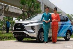 Target Realistis Mitsubishi Motors, Jual 150.000 Unit Mobil di 2019