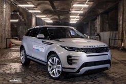 Mantab, Range Rover Evoque 2019 Mendapatkan Bintang 5 Saat Uji Tes Tabrakan