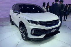 Pertama Kalinya di Dunia, Honda X-NV Concept Dipamerkan di Shanghai Auto Show 2019