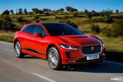 Keren, Jaguar I-PACE Dinobatkan Sebagai Mobil Terbaik Di Dunia