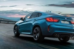Review BMW X6 M 2018