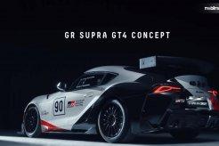 Review Toyota GR Supra GT4 Concept 2019: Mobil Balap Dikembangkan Oleh Toyota Gazoo Racing