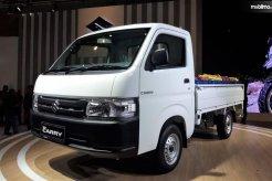 Resmi Diluncurkan di IIMS 2019, Ini Yang Istimewa Dari Suzuki New Carry Pick Up