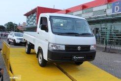 Keren, Beli Suzuki New Carry Pick Up Sekarang Gratis Servis Dan Ganti Oli Hingga 50 Ribu Km