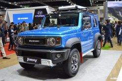 Tak Bisa Sembunyi Lagi, Suzuki Jimny Segera Hadir di Indonesia?