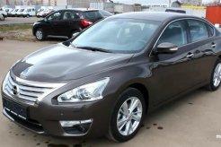 Nissan Teana Muncul Kembali Tidak Jadi Disuntik Mati